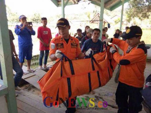 Long Boat Tengelam di Sungai Silat Kapuas, 1 Jenazah Perempuan Kembali Ditemukan Tim SAR