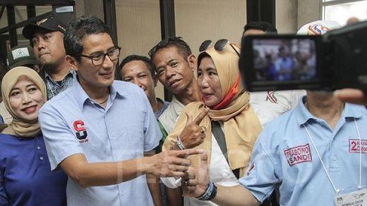Tolak Bertemu Utusan Jokowi, Sandiaga: Langsung Ketemu Saja!