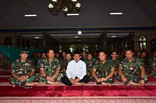Prajurit Dan PNS Koarmada II Diimbau Siap Mental dan Fisik Hadapi Ramadhan