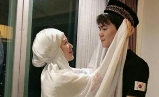 Adiknya Nyusul Jadi Mualaf, Selebgram asal Korea Girang Ramadan Tahun Ini Tak Sendirian