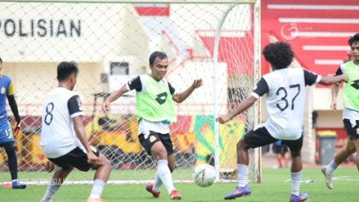 Manajer Bhayangkara FC Bilang Silaturahmi Online Luar Biasa Manfaatnya