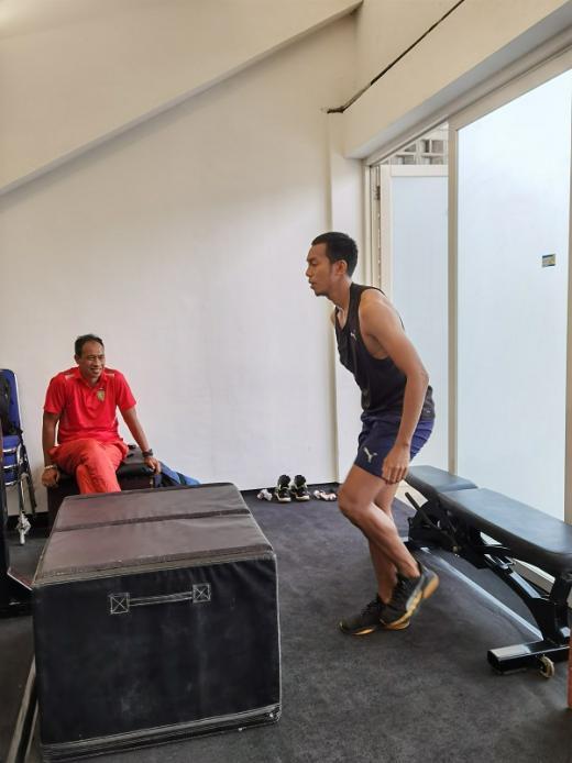 Tampil di Test Evet Olimpiade, Sapwaturrahman Siap Rebut Tiket ke Tokyo