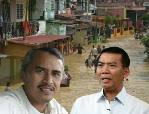 Sindir Ocu Fidau, Mardianto: Tepuk Air di Dulang, Muka yang Kebanjiran