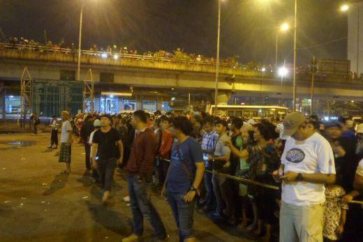 Korban Bom Kampung Melayu 7 Orang, 2 Tewas