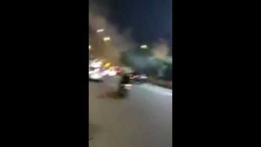 Baru Saja, Ledakan Terdengar di Terminal Kampung Melayu, Polisi Meluncur