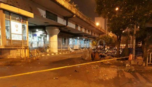 Korban Bom Kampung Melayu, Bripda Taufan Tewas Saat Mengamankan Pawai