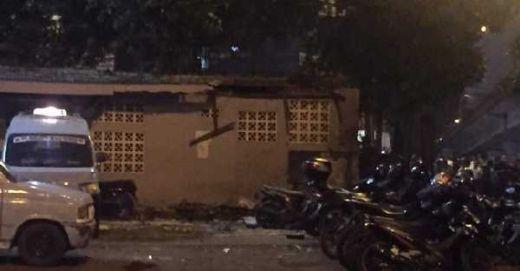 Ledakan di Kampung Melayu Diduga Berasal dari Toilet, Kondisinya Berantakan dan Rusak Parah