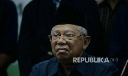Pengukuhan Ketum MUI Sebagai Guru Besar UIN Malang Dihadiri Presiden