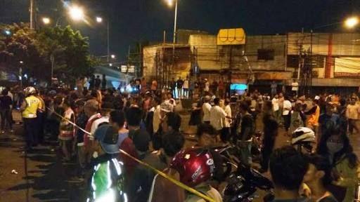 Ledakan di Kampung Melayu, Diduga Bom Bunuh Diri, Ini Kata Polisi