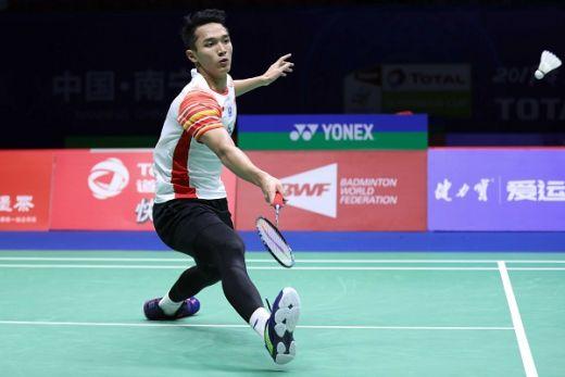 Indonesia Tertinggal 1-2, Jonatan Akui Lawan Lebih Baik