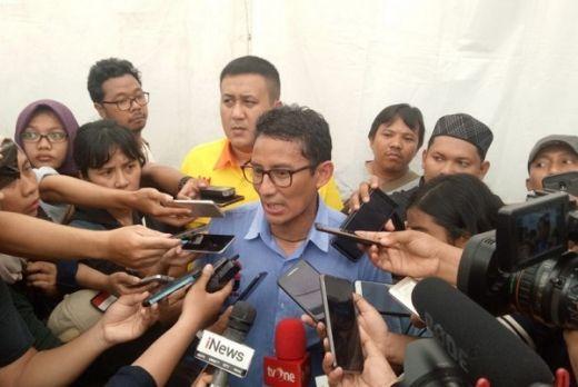 Tempuh Jalur MK, Sandiaga Uno Tidak Akan Selesaikan Sengketa Pilpres di Jalanan