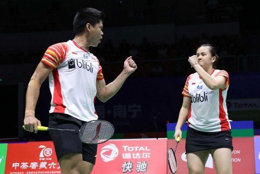 Praven-Melati Pastikan Indonesia ke Semifinal
