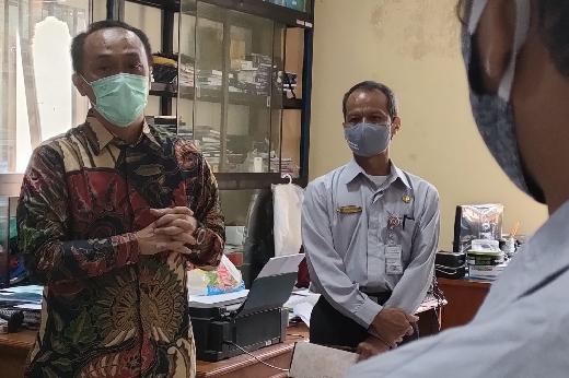 Sidak Ditjen Dukcapil Kemendagri, Surakarta Diapresiasi