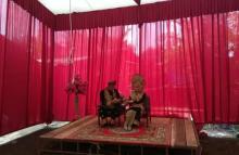 Gara-gara Tukang Tenda Amatir, Pengantin di Agam Baralek Tanpa Pelaminan