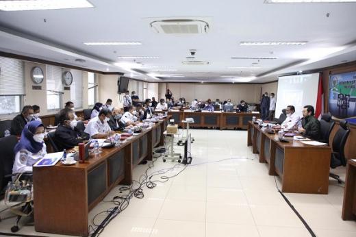 Bahas Rencana Kerja 2022, DPD RI Minta Kemenhub tidak Anaktirikan Daerah Luar Jawa