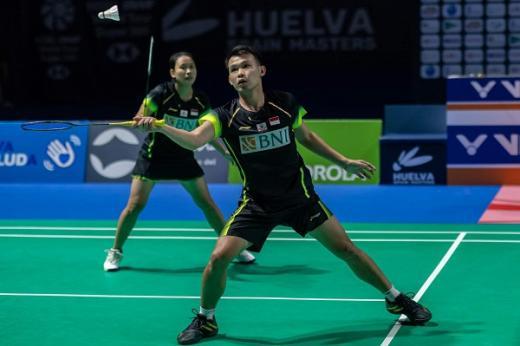 Rinov/Mentari Raih Empat Gelar, Indonesia Juara Umum!