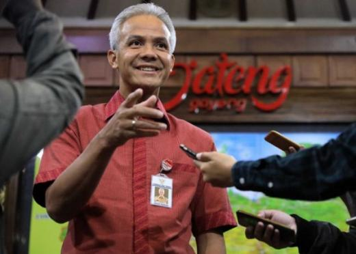 Dicampakkan PDIP Jateng, Ganjar Pranowo RI 1 Trending di Twitter