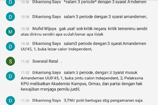 Warganet Nonton Rapat DPR-Kemensos via YouTube, Komentarnya soal 3 Periode dan Amandemen