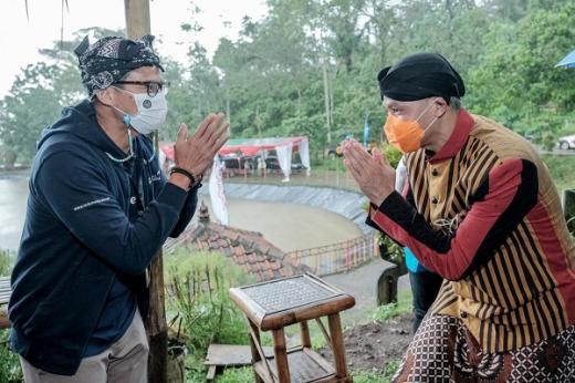 Relawan Jokowi JoMan Jagokan Duet Ganjar-Sandiaga di Pilpres 2024