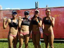 Perjuangan Tim Voli Pantai Berakhir di Cairns