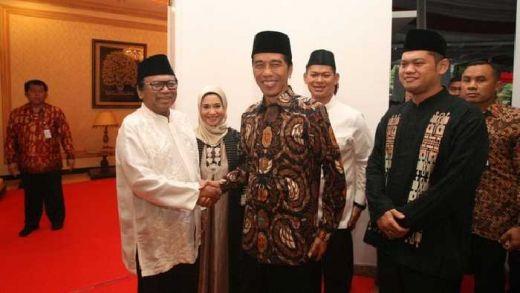 Tidak Turut dalam Jamuan Makan di Rumah Oesman Sapta, Jokowi Langsung ke Kantor Wapres
