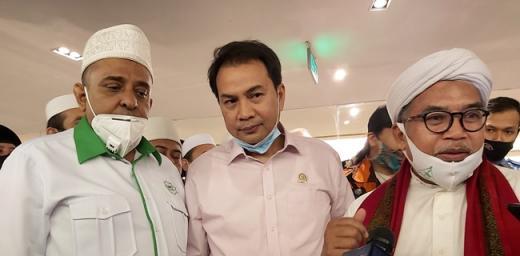 Berlangsung Tertutup, Pimpinan DPR Setujui Tuntutan Massa Soal RUU HIP