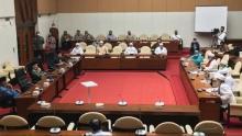 Pimpinan DPR Akhirnya Temui Perwakilan Massa Pendemo RUU HIP