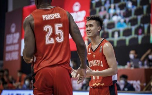 Timnas Basket Indonesia Tak Bisa Santai