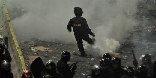 Polri Klaim Sudah Berikan Sanksi ke Anggota Polisi yang Melanggar saat Aksi 21-22 Mei