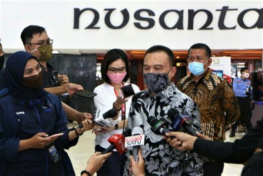 Wakil Ketua DPR Angkat Bicara Soal Temuan Dana APBN Kemenhan Masuk Rekening Pribadi