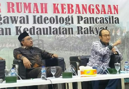 Tak Ada Konflik Kepentingan, Charta Politika Tempatkan MPR di Atas DPD dan DPR RI