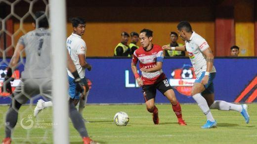 Bambang Nurdiansyah Akui Madura United Bermain Lebih Baik