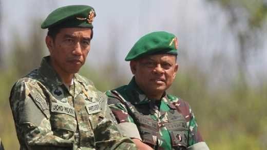 Panglima TNI Sebut Ada 5.000 Senjata Selundupan ke Indonesia, Jokowi Diminta Klarifikasi