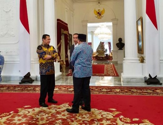 DPR RI Tunda Empat RUU yang Diminta Presiden