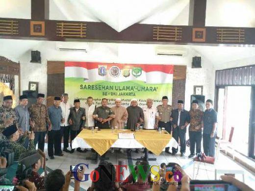 Gandeng Ormas Islam, MUI Tak Ingin Dampak Pembakaran Bendera Garut Berimbas ke Jakarta