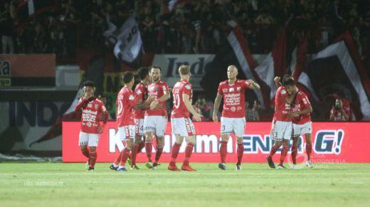 Bali United Wajib Bangkit Untuk Bersaing