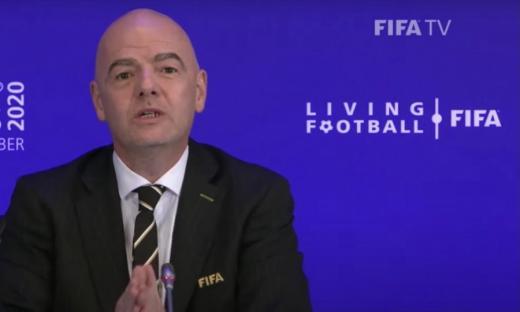 Presiden FIFA Ikut Berduka Meninggalnya Ricky Yakob