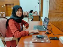 Laysa Latifah Berikan Kado Tahun Baru Buat Indonesia