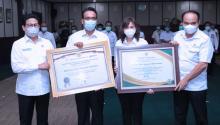 Kemendes PDTT RI Raih Predikat Zona Wilayah Bebas Korupsi dari MenpanRB