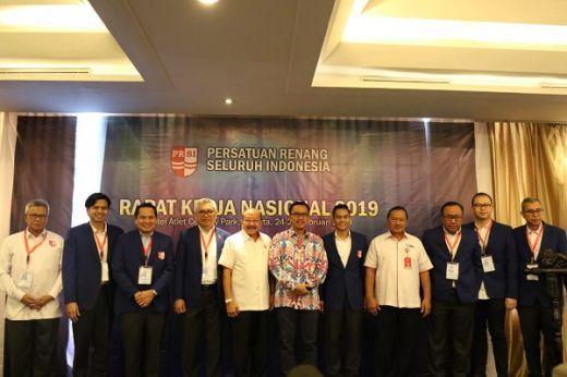 Rakernas PRSI Bahas Target Di SEA Games Philipna 2019