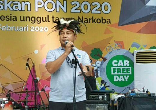 Sambut PON 2020 Papua, Saatnya Milenial Raih Prestasi tanpa Narkoba