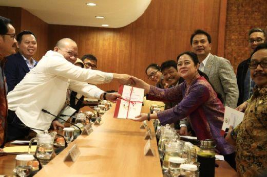 DPD RI Minta Pemerintah Segara Bahas dan Sahkan UU Daerah Kepulauan