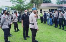 Gawat...! Tujuh Anggota Polisi di Jambi Positif Konsumsi Narkoba