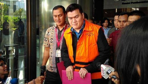 Jumat Keramat Masih Ada di KPK, Andi Narogong Resmi Ditahan Atas Keterlibatannya pada Kasus E-KTP