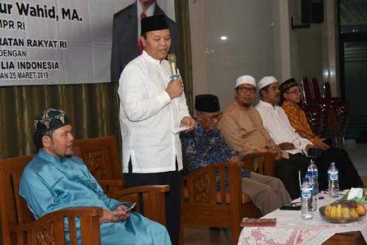 Hidayat Nur Wahid: Pemilu adalah Sarana Melanjutkan Perjuangan Ulama