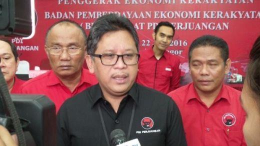 Kata Hasto, Sandi Buang Energi Fokus Kampanye di Jateng: Di Sana Tetap Banteng