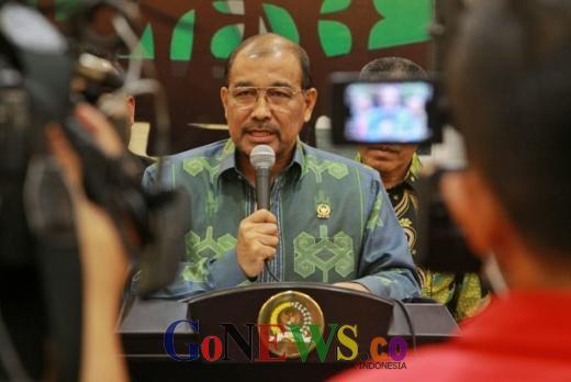 Majukan Daerah, DPD Komitmen Kawal RUU Kepulauan