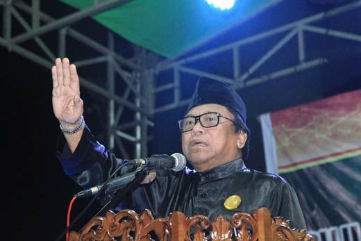 Ketua DPD Ajak Umat Muslim Menjaga Umat Minoritas