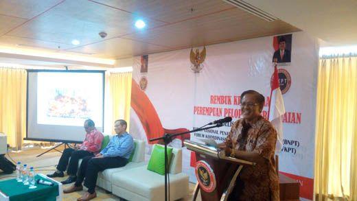Lahirkan Intelejen, BNPT Gelar Rembuk Kebangsaan