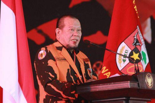 Pilpres Telah Usai, La Nyalla Instruksikan PP Jatim Dinginkan Hubungan Pendukung Jokowi dan Prabowo